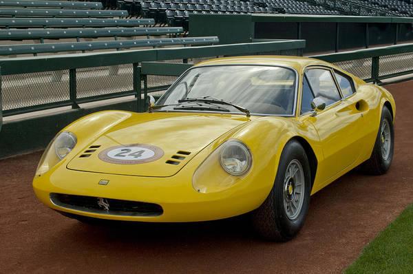 Photograph - 1972 Ferrari Dino 246 by Jill Reger