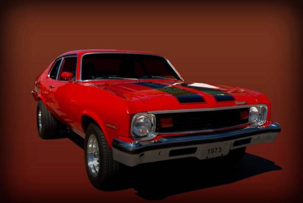 Photograph - 1973 Chevrolet Nova by Tim McCullough
