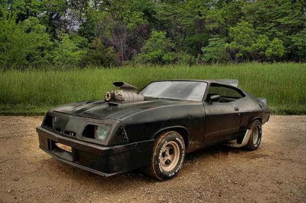 Photograph - 1973 Ford Falcon Xb Gt Mfp Pursuit Special  Replica by Tim McCullough