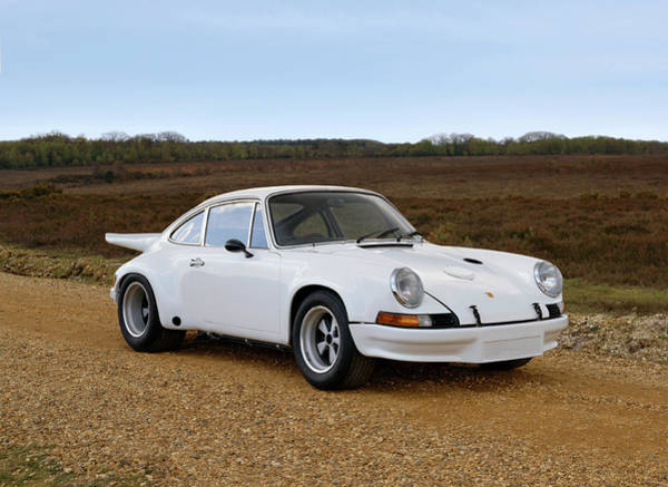 Motoring Photograph - 1973 Kremer Porsche Rsrsr 2.8 Litre by Panoramic Images