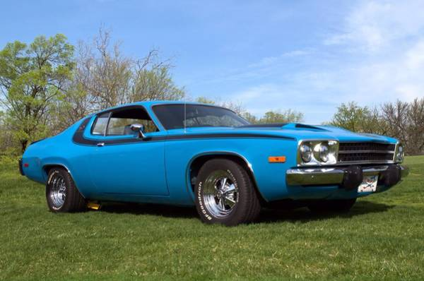 Photograph - 1973 Plymouth Road Runner by Tim McCullough