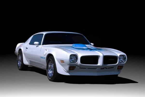 Photograph - 1973 Pontiac Trans Am by Tim McCullough