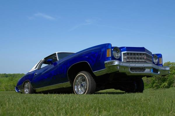 Photograph - 1975 Chevrolet Monte Carlo by Tim McCullough