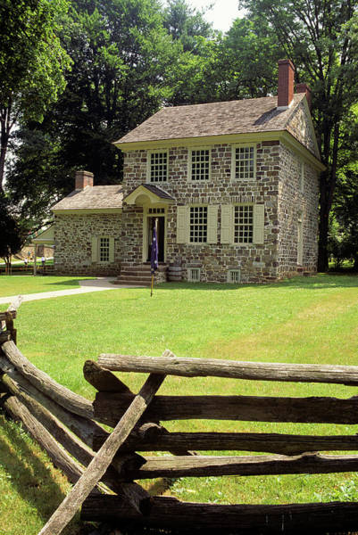 Wall Art - Photograph - 1990s Washingtons Headquarters Valley by Vintage Images