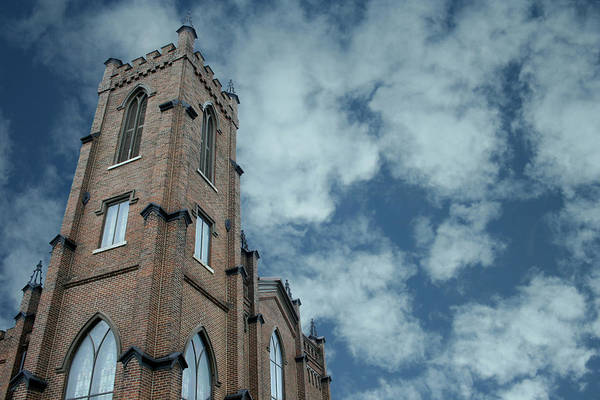 Photograph - Church Architecture by Lesa Fine