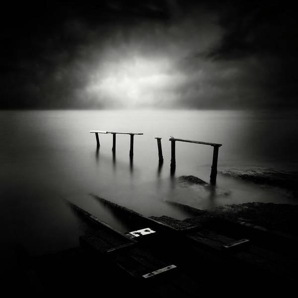 Dark Clouds Photograph - ! by Yucel Basoglu