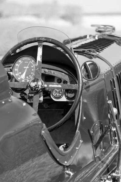 Photograph - 1929 Birkin Blower Bentley by Jill Reger