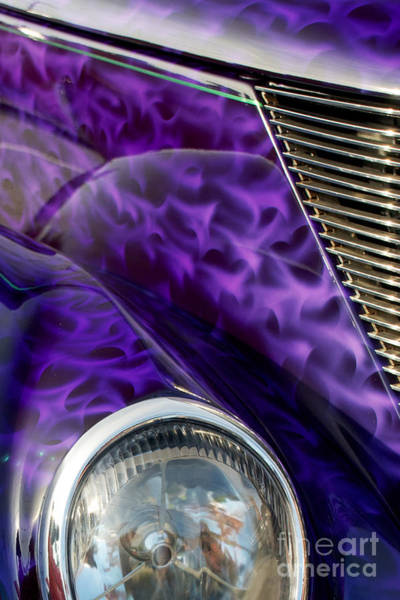 Photograph - 1937 Ford Oze by Mark Dodd
