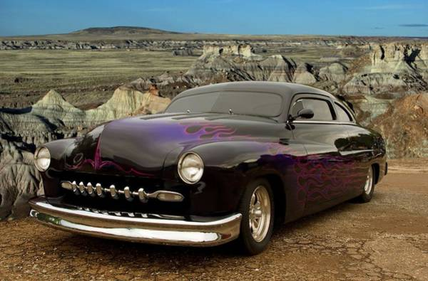Photograph - 1950 Mercury Low Rider by Tim McCullough