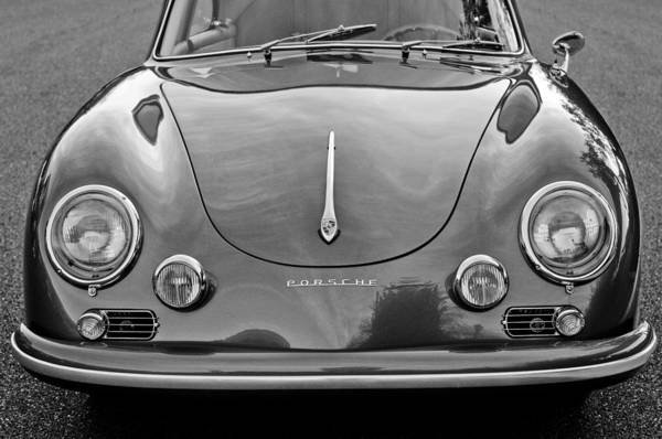 Super Cars Photograph - 1957 Porsche 1600 Super by Jill Reger