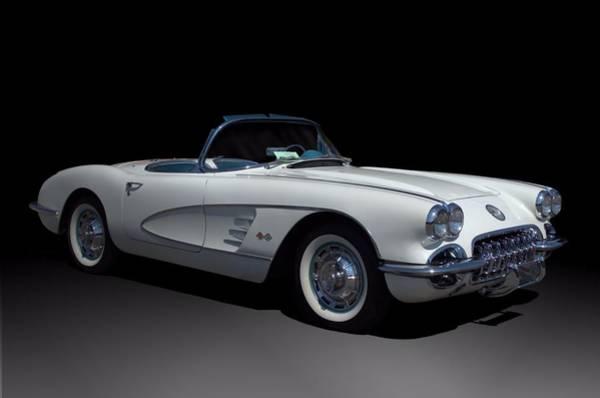 Photograph - 1960 Corvette by Tim McCullough