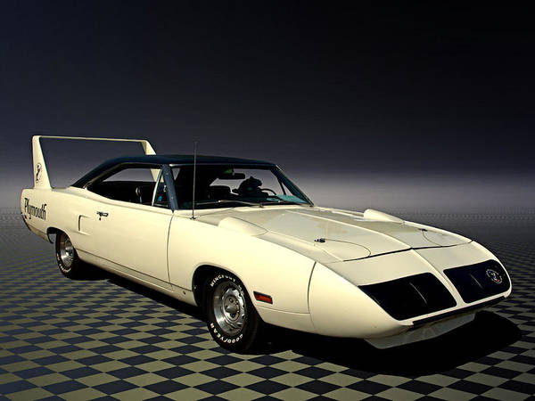 Photograph - 1970 Plymouth Roadrunner Superbird by Tim McCullough