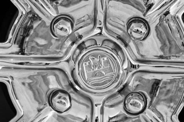 Photograph - 1970 Volkswagen Vw Karmann Ghia Wheel by Jill Reger