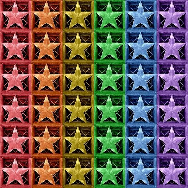 Lgbt Photograph - 36 Stars by Joseph Skompski