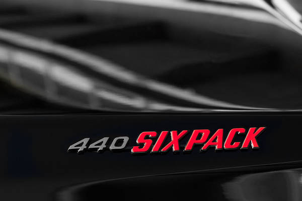 Photograph - 440 Six Pack by Ron Pate
