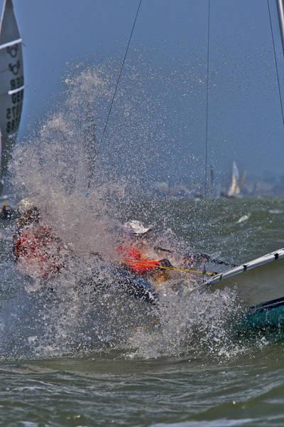 Photograph - 505 World Regatta by Steven Lapkin