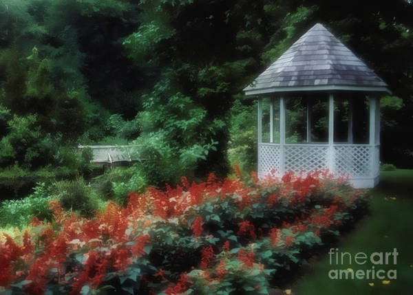Photograph - A Quiet Spot by Geoff Crego