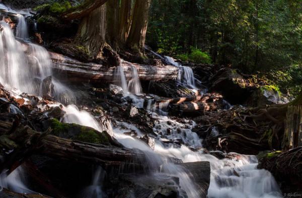 Photograph - A River Runs Through It by Jordan Blackstone