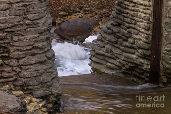 Photograph - Above The Falls by William Norton