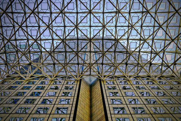 Photograph - Abstract Architecture by Rudy Umans