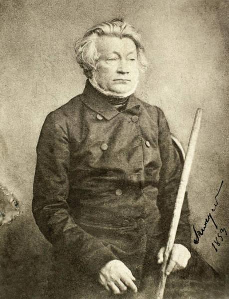 Photograph - Adam Mickiewicz (1798-1855) by Granger