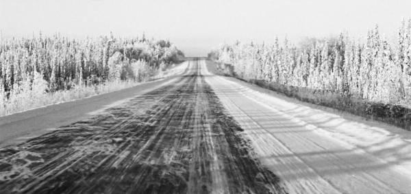 Photograph - Alaska Highway 1 by Juergen Weiss
