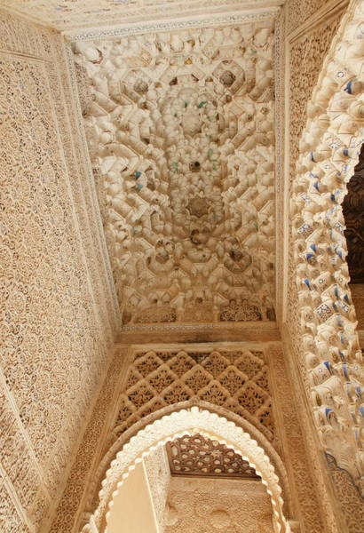 Photograph - Alhambra by Olaf Christian