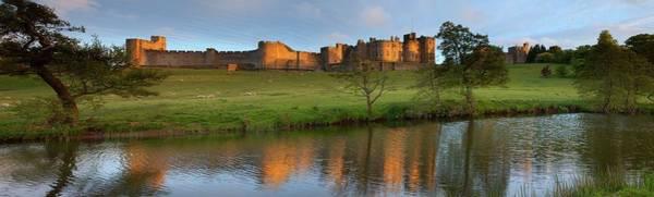 Wall Art - Photograph - Alnwick Castle  Alnwick by John Short