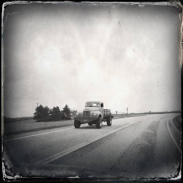 Photograph - American Vintage by Natasha Marco