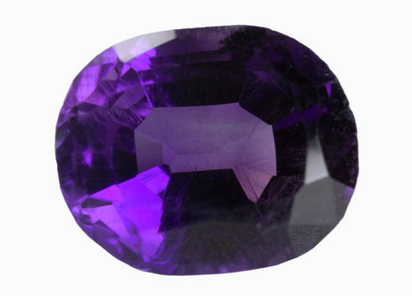 Wall Art - Photograph - Amethyst Gem by Science Stock Photography/science Photo Library
