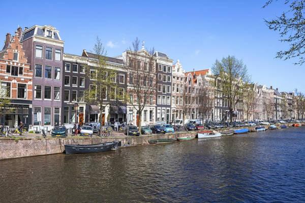 Holland Wall Art - Photograph - Amsterdam by Joana Kruse