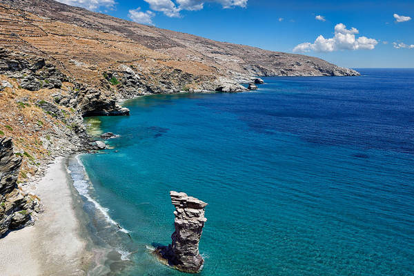 Andros Photograph - Andros Island - Greece by Constantinos Iliopoulos