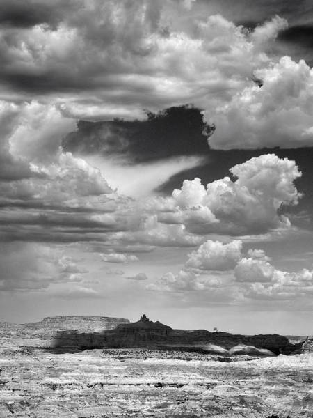 Photograph - Angel Peak by Skip Hunt