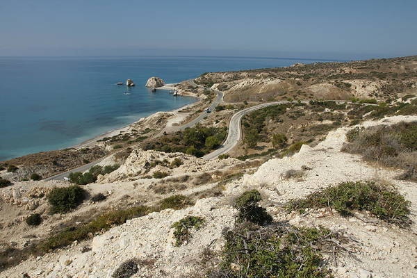 Photograph - Aphrodites Birthplace by Olaf Christian