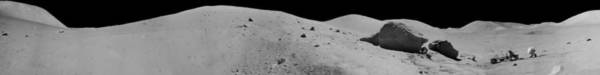 Photograph - Apollo 17 Mission by Celestial Images