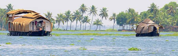 Roxbury Wall Art - Photograph - Asia, India, Kerala (backwaters by Steve Roxbury