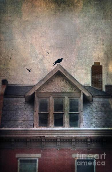 Wall Art - Photograph - Attic Window by Jill Battaglia