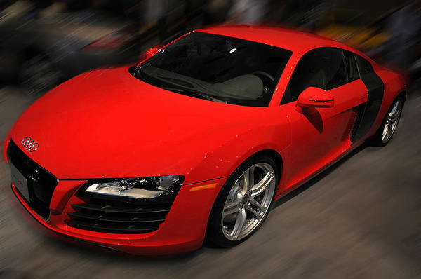 Photograph - Audi R8 by Dragan Kudjerski