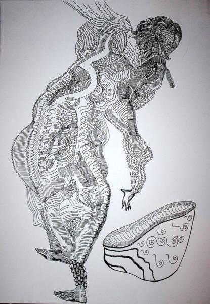 Bakiga Dance - Uganda Art Print