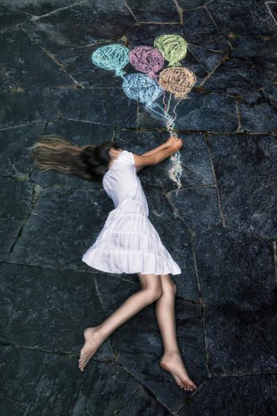 Phantasy Wall Art - Photograph - Balloons by Joana Kruse