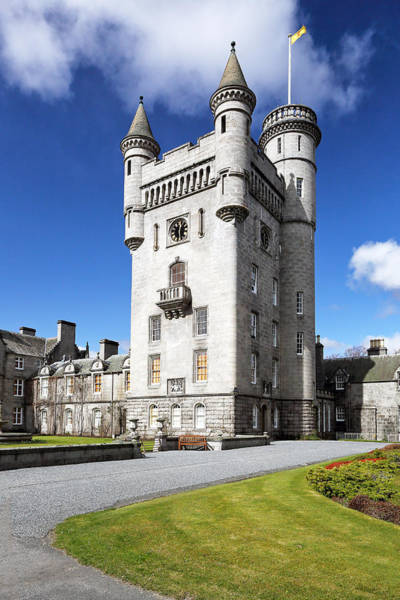 Photograph - Balmoral Castle by Grant Glendinning