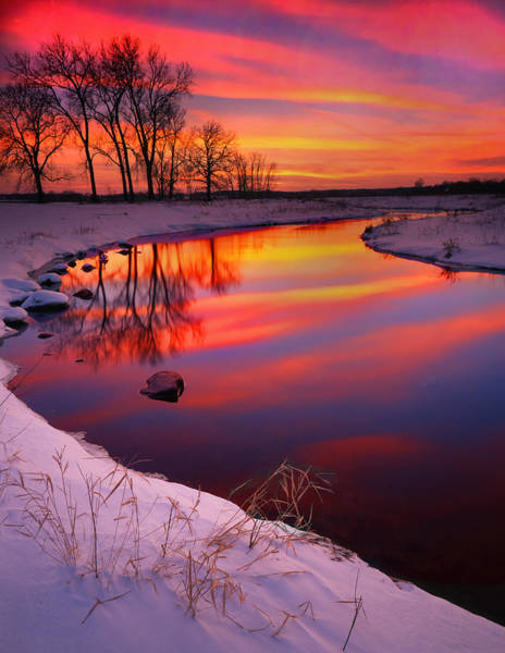 Photograph - Bands Of Color by Ray Mathis