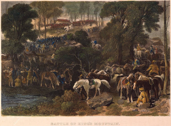 Wall Art - Photograph - Battle Of Kings Mountain by Granger