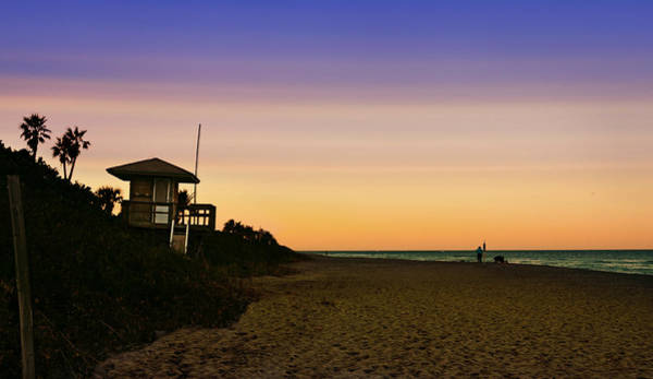 Juno Beach Photograph - Beach Shack by Laura Fasulo