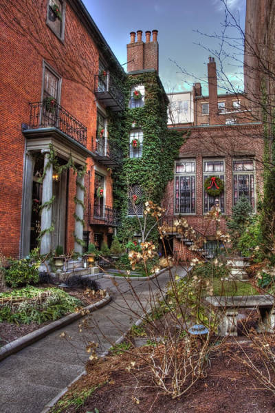 Photograph - Beacon Hill Series by Joann Vitali