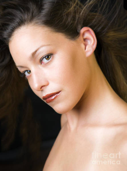 Beauty Salon Photograph - Beautiful Woman  by Diane Diederich