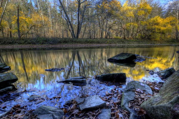 Photograph - Beaver Creek State Park by David Dufresne