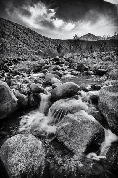 Photograph - Big Pine Creek by Cat Connor