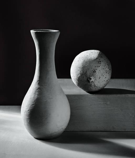 Photograph - Black And White by Juj Winn