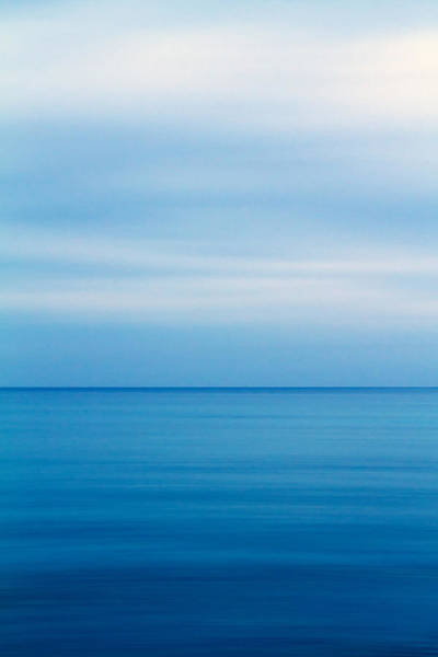 Wall Art - Photograph - Blue Mediterranean by Stelios Kleanthous